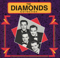 Best of The Diamonds CD